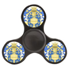 Coat Of Arms Of Kingdom Of Galicia, 16th Century Finger Spinner by abbeyz71