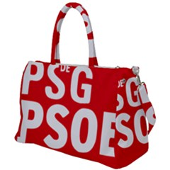 Socialists  Party Of Galicia Logo Duffel Travel Bag by abbeyz71