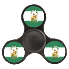 Flag Of Andalusia Finger Spinner by abbeyz71