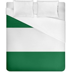 Flag Of Andalusia Duvet Cover (california King Size)