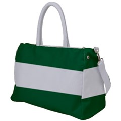 Flag Of Andalusia Duffel Travel Bag by abbeyz71