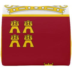 Coat Of Arms Of Murcia Seat Cushion