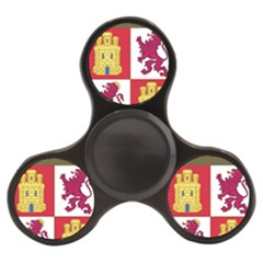 Coat Of Arms Of Castile And León Finger Spinner by abbeyz71