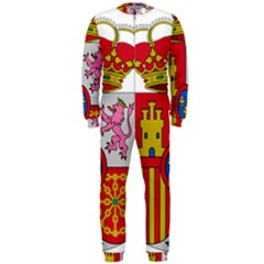 Coat Of Arms Of Spain Onepiece Jumpsuit (men)
