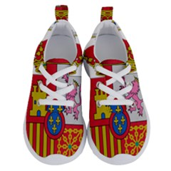 Coat Of Arms Of Spain Running Shoes by abbeyz71