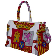 Coat Of Arms Of Spain Duffel Travel Bag by abbeyz71
