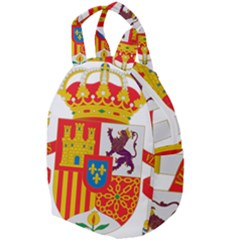 Coat Of Arms Of Spain Travel Backpacks by abbeyz71