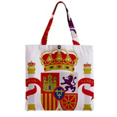 Coat Of Arms Of Spain Grocery Tote Bag