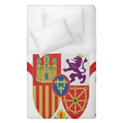 Coat Of Arms Of Spain Duvet Cover (single Size)
