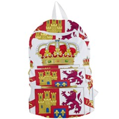 Coat Of Arms Of Spain Foldable Lightweight Backpack by abbeyz71