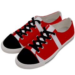 New Zealand State Highway 1 Men s Low Top Canvas Sneakers by abbeyz71
