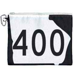 Georgia 400 Canvas Cosmetic Bag (xxxl) by abbeyz71