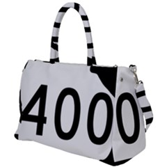 Georgia 400 Duffel Travel Bag by abbeyz71