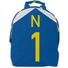South Africa National Route N1 Marker Mini Full Print Backpack by abbeyz71