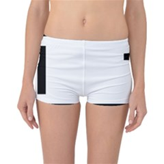 Tj¨?evegur 1 (route 1) Hringvegur (ring Road) Reversible Boyleg Bikini Bottoms