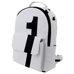 Tj¨?evegur 1 (route 1) Hringvegur (ring Road) Flap Pocket Backpack (small) by abbeyz71