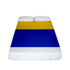 Druze Flag  Fitted Sheet (full/ Double Size)