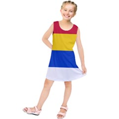 Druze Flag  Kids  Tunic Dress