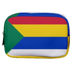 Druze Flag  Make Up Pouch (small)