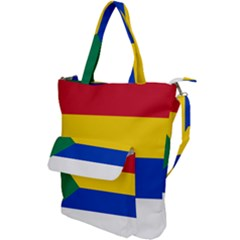 Druze Flag  Shoulder Tote Bag