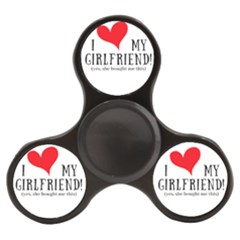 I Love My Girlfriend Finger Spinner by digitalartjunkie