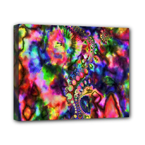 Unicorn Essence Canvas 10  X 8  (stretched) by KirstenStar