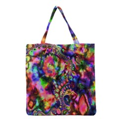 Unicorn Essence Grocery Tote Bag by KirstenStar
