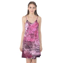 Pink Crystal Fractal Camis Nightgown