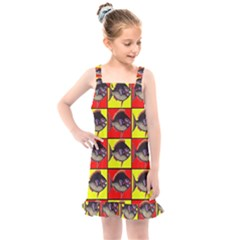Fish-1 Kids  Overall Dress