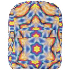Pattern Abstract Background Art Full Print Backpack