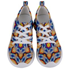 Pattern Abstract Background Art Women s Lightweight Sports Shoes