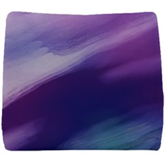 Purple Background Art Abstract Watercolor Seat Cushion