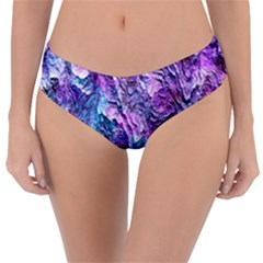 Background Peel Art Abstract Reversible Classic Bikini Bottoms by Sapixe