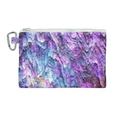 Background Peel Art Abstract Canvas Cosmetic Bag (large) by Sapixe