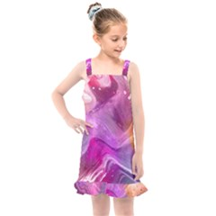 Background Art Abstract Watercolor Kids  Overall Dress