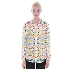 Sonata Bright Womens Long Sleeve Shirt