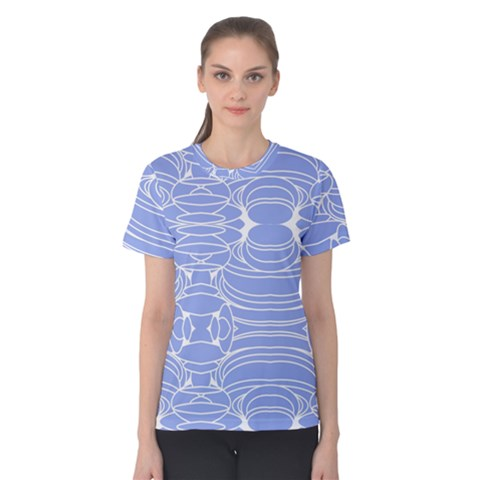 Stratus Women s Cotton Tee by Tiffied
