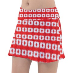 Contemplaid19 Tennis Skirt