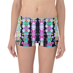 Swords/chateau Reversible Boyleg Bikini Bottoms