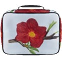 Deep Plumb Blossom Full Print Lunch Bag View2