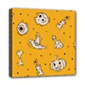 Funny Halloween Party Pattern Mini Canvas 8  x 8  (Stretched) View1
