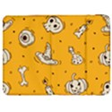 Funny Halloween Party Pattern Samsung Galaxy Tab 7  P1000 Flip Case View1