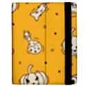 Funny Halloween Party Pattern Samsung Galaxy Tab 7  P1000 Flip Case View2