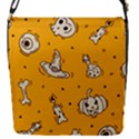 Funny Halloween Party Pattern Removable Flap Cover (S) View1
