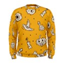 Funny Halloween Party Pattern Men s Sweatshirt View1
