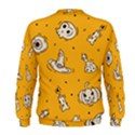 Funny Halloween Party Pattern Men s Sweatshirt View2