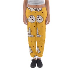 Funny Halloween Party Pattern Women s Jogger Sweatpants