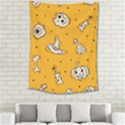 Funny Halloween Party Pattern Medium Tapestry View2