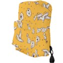 Funny Halloween Party Pattern Full Print Backpack View3