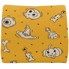 Funny Halloween Party Pattern Seat Cushion